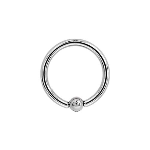 Surgical Steel Ball Closure Ring 14-16 GA
